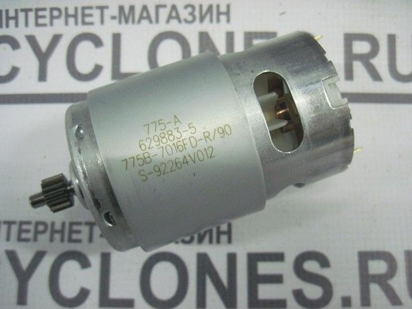 Моторчик макита bdf 453